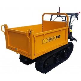 Mini Dumper sur chenilles PRO 350kg HONDA 5,5ch