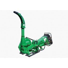 Broyeur de branches et végétaux GEO ECO 22-Z PRO - 20 cm Ameneurs hydrauliques - Prise de force tracteur