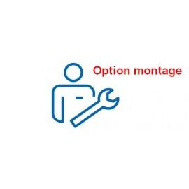 Option montage 50 €