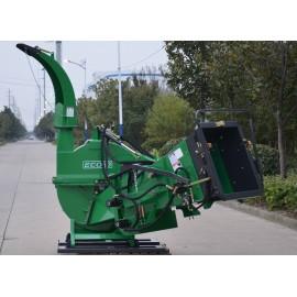 Broyeur de branches et végétaux GEO ECO 33 PRO - 25 cm Ameneurs hydrauliques - Prise de force tracteur