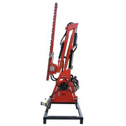 Taille Haies AMS 60 – Centrale Hydraulique - Prise de force - micro tracteur & tracteur – 2cm
