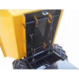 Minidumper électrique sur roues 500kg – 48V