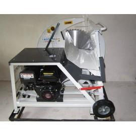 Scie à buches thermique LUMAG 700mm – 15ch
