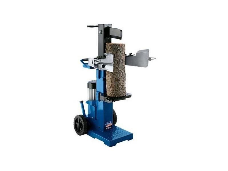 Fendeur de buches scheppach 10t 230v 137cm at outils - Fendeur de buche hydraulique ...