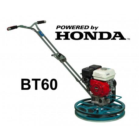 Truelle mécanique – Talocheuse BT HONDA 60cm
