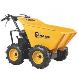 Mini Dumper 4 roues motrices 300kg – 6,5ch