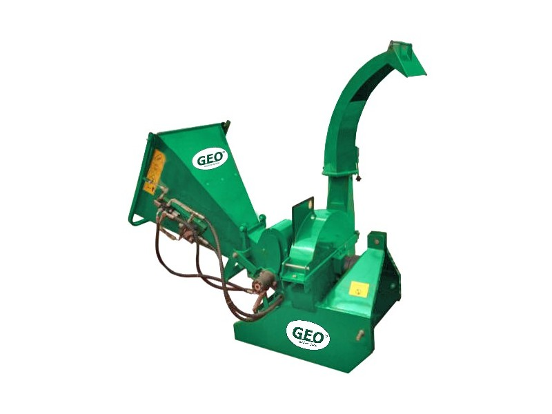 Broyeur de branches et v g taux geo eco 16h 15cm ameneur hydraulique prise de force tracteur - Broyeur de branches ...