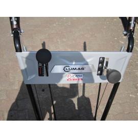 Balayeuse thermique LUMAG KM800 - 800 mm - 80 cm – 6.5cv NEUVE