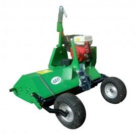 Tondo Broyeur Tondeuse autonome Quad GEO ATV 120 – 15cv  tractable