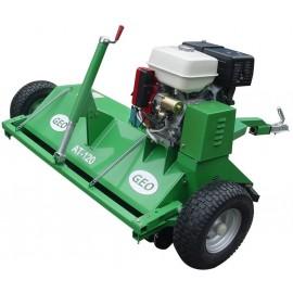 Tondo Broyeur Tondeuse autonome Quad GEO ATV 120 – 15cv tractable - Rotobroyeur tractable
