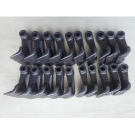 Jeu de 20 marteaux tondo broyeur GEO ATV120 / ATV120D