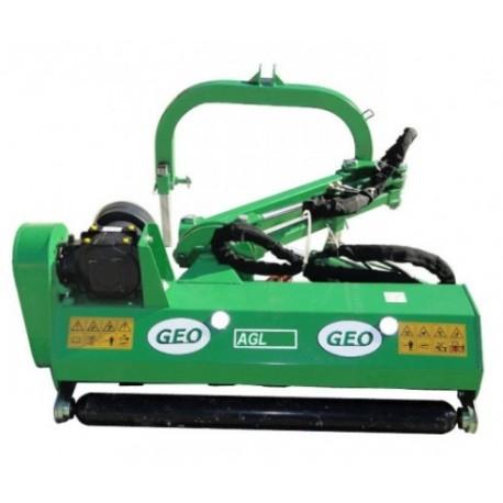 Broyeur d'accotement GEO AGL145 + cardan 04x1700mm + transport inclus