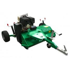 Tondo Broyeur Tondeuse autonome Quad GEO ATV 120 OT - OPEN TOP – 15cv  tractable