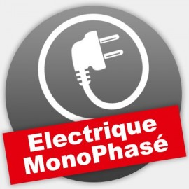 Fendeuses électriques Monophasées