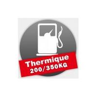 Dumper thermiques 250 à 400kg