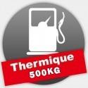 Dumper thermiques 500kg