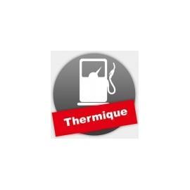 Broyeurs à végétaux thermiques